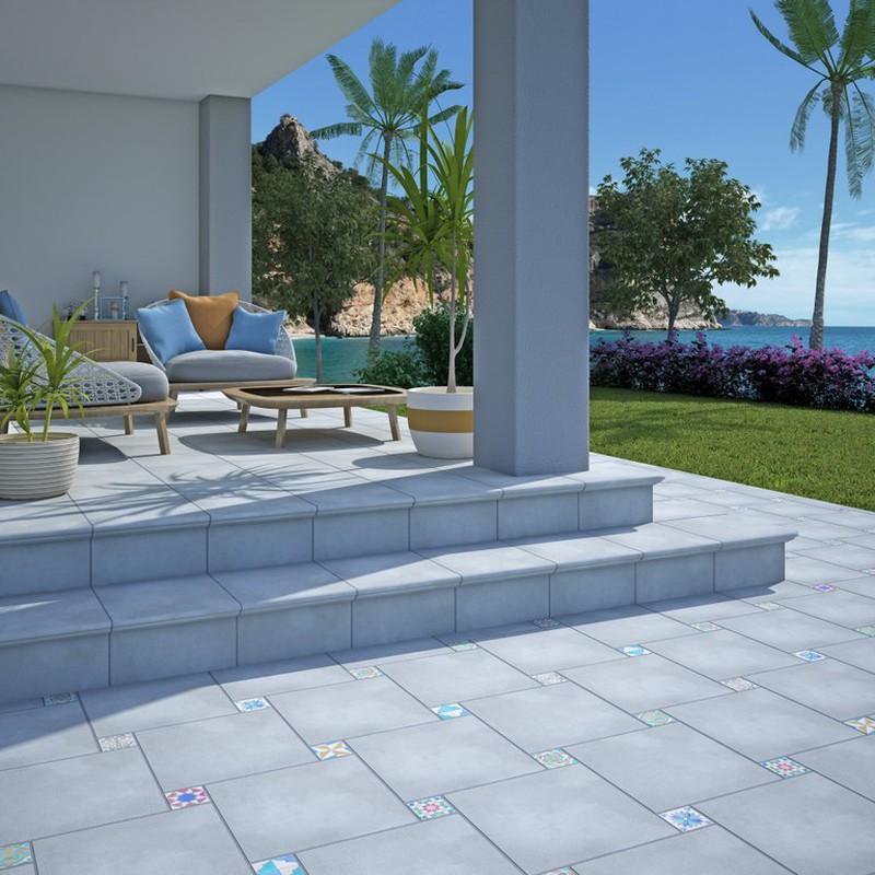 Tenemos tu suelo de exterior antideslizante azulejos sol - Suelos de exterior antideslizantes ...