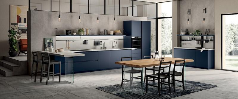 Mueble De Cocina Liberamente Scavolini