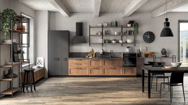 Mueble De Cocina Sax Scavolini